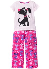 Pyjamas (2 delar), bpc bonprix collection, rosa/pink