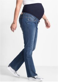 Mammajeans, minibootcut, bpc bonprix collection, blue stone