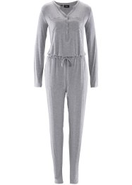 Ledig jumpsuit, långärmad, bpc bonprix collection