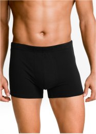 Boxershorts (3-pack), bpc bonprix collection, svarta