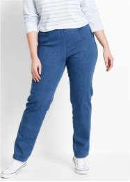 "Stretchjeans ""smal"", bpc bonprix collection, blue bleached"
