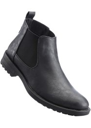 Chelseaboots, bpc bonprix collection, svart