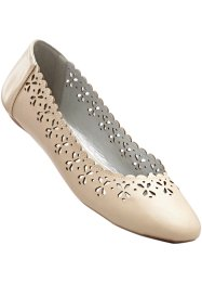 Ballerinor, bpc bonprix collection, beige