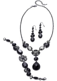 "Set ""Lola"", bpc bonprix collection, svart"