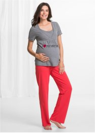 Mammapyjamas (set i 2 delar), bpc bonprix collection - Nice Size