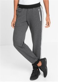 Joggingbyxa, bpc bonprix collection, antracitmelerad