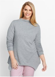 Sweatshirt med flikar, bpc bonprix collection