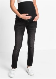 Superstretchiga mammajeans, skinny, bpc bonprix collection, black stone