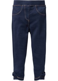 Jeggings, bpc bonprix collection, dark blue stone
