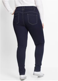 Push up-jeans i powerstretch, hög midja, bpc bonprix collection