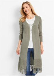 Cardigan - designad av Maite Kelly, bpc bonprix collection, new khaki