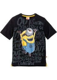 """MINIONER"" T-shirt, Despicable Me_TV-Mania, svart"