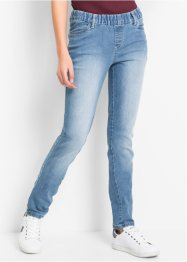 Jeggings, John Baner JEANSWEAR, mellanblå