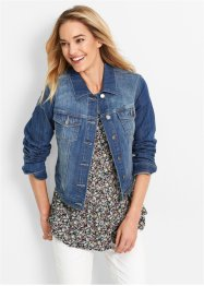 Jeansjacka – designad av Maite Kelly, bpc bonprix collection, blue stone used