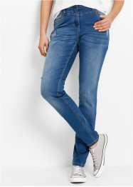 Jeans - designade av Maite Kelly, bpc bonprix collection, blue stone