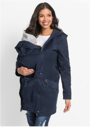 Mammaparkas med babyficka, bpc bonprix collection