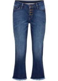 Cropped Flare Jeans, RAINBOW