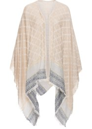 Fin poncho, bpc bonprix collection