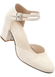Pumps med rem, bpc bonprix collection