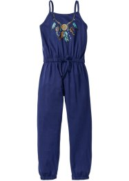 Jumpsuit, bpc bonprix collection, midnattsblå