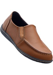 Skinnloafers, bpc selection, camel