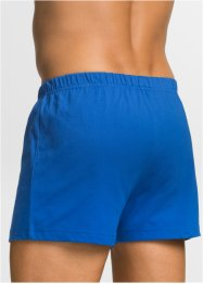 Ledigt skurna jerseyboxershorts (3-pack), bpc bonprix collection