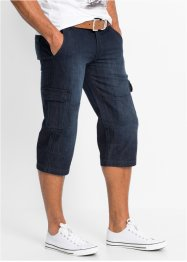 Trekvartsjeans, regular fit, straight, John Baner JEANSWEAR