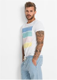 T-shirt, smal passform, RAINBOW