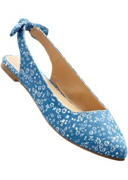Ballerinaskor med slingback, bpc bonprix collection