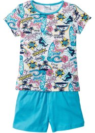 Kort pyjamas (2 delar), bpc bonprix collection