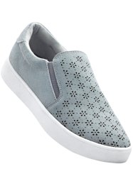 Loafers i skinn, bpc bonprix collection