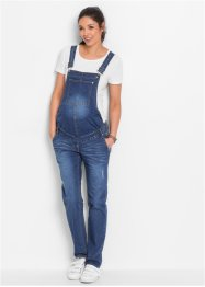Mammamode: snickarjeans, smala ben, bpc bonprix collection, blue stone
