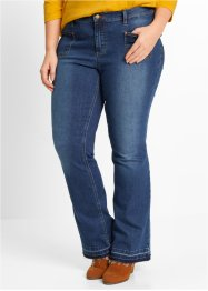 Push-up-jeans, bootcut - designade av Maite Kelly, bpc bonprix collection