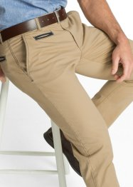 Stretchchinos, normal passform, bpc selection, beige