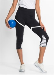 Sportleggings, 3/4-längd, bpc bonprix collection