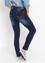 Powerstretchjeans, smal passform, John Baner JEANSWEAR
