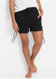 Mjukisshorts, bpc bonprix collection, svart