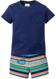 T-shirt + trikåshorts (2 delar), bpc bonprix collection