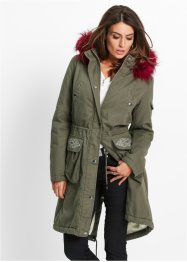Parkas med glitterapplikation, bpc selection premium