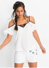 Off shoulder-blus: must-have, BODYFLIRT