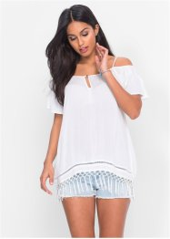 Bluslinne i off shoulder-modell, BODYFLIRT