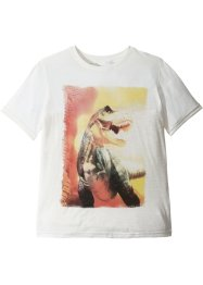 T-shirt med dinosaurietryck, bpc bonprix collection