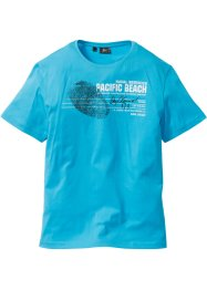 T-shirt med tryck, normal passform, bpc bonprix collection