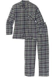 Flanellpyjamas, bpc bonprix collection