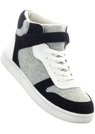 Sneakers med höga skaft, bpc bonprix collection