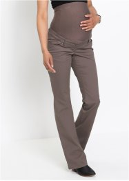 Mammabyxa i twill, bootcut, bpc bonprix collection