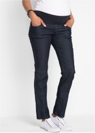 Mammamode jeans med linning under magen, rakt ben, bpc bonprix collection