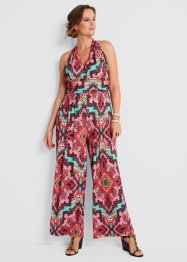 Mönstrad jumpsuit, BODYFLIRT boutique