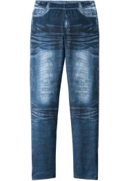Leggings med denimlook, bpc bonprix collection