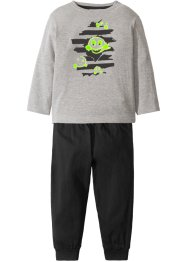 "Pyjamas (2 delar) ""GLOW IN THE DARK"", bpc bonprix collection"
